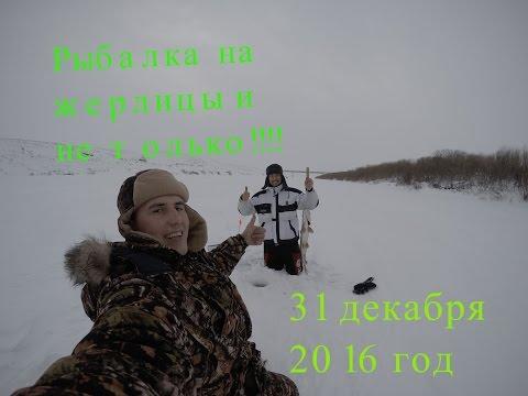 Рыбалка на щуку!!! Жерлицы, Деревня, новый Год!!!!!!