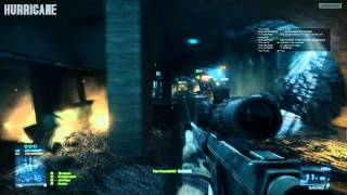 BF3 Beta - Operation Metro CONQUEST Run-through