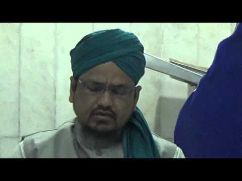 Gustakh e Rasool Ki Pahchan,complete bayaan at masjid e zubaida  by mufti naiyer azam ashrafi