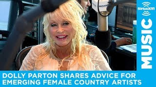 Dolly Parton Shares Her Advice To Women In Country Music On The Highway