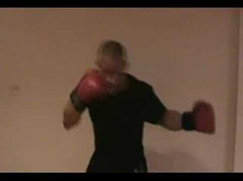 Boxing warm up Image 1