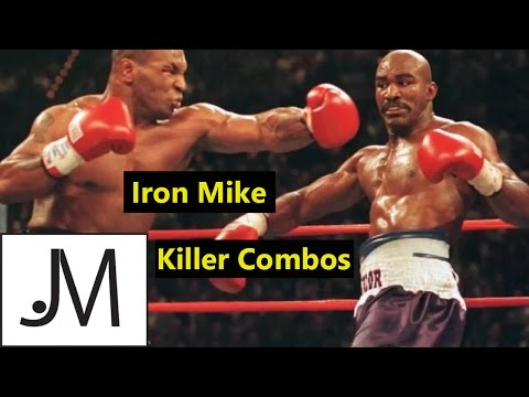 Mike Tyson Killer Combos (Feat. The 49ers)