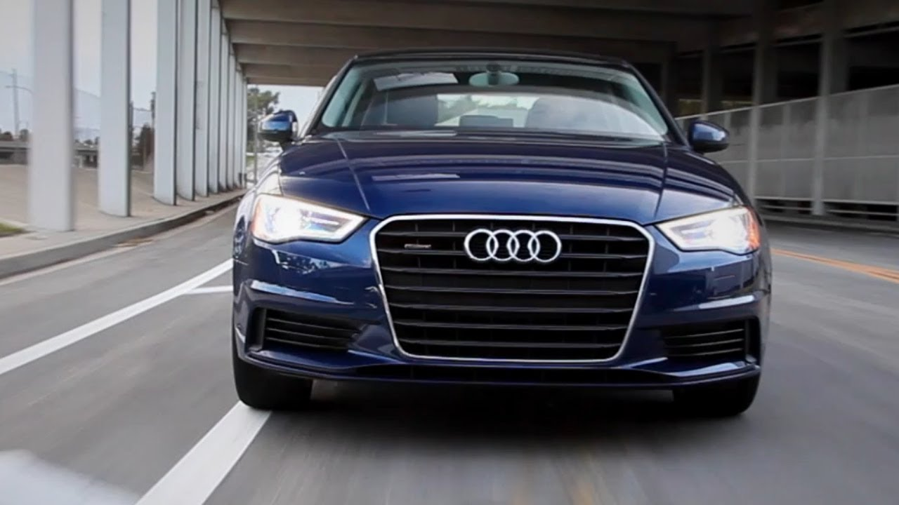 2015 Audi A3 Review - Kelley Blue Book - YouTube