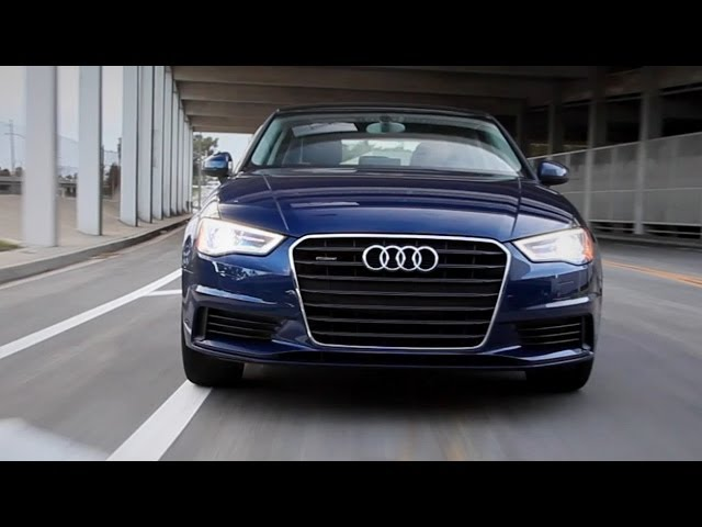 2016 Audi A3 - Review and Road Test - YouTube