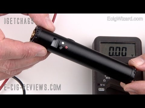 REVIEW OF THE LAVATUBE ELECTRONIC CIGARETTE