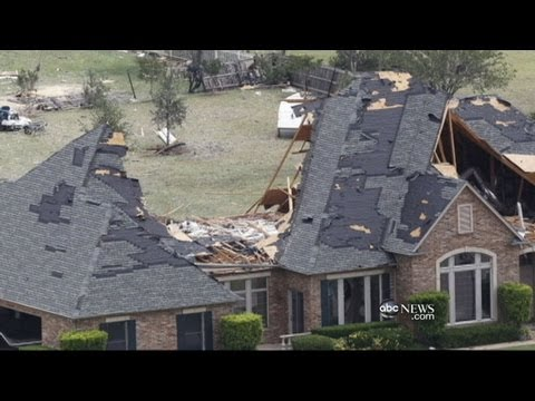 Texas Twisters Devastate Towns, At Least Six Killed