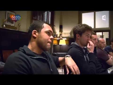 Au coeur de l'Equipe de France de Coupe Davis 2010