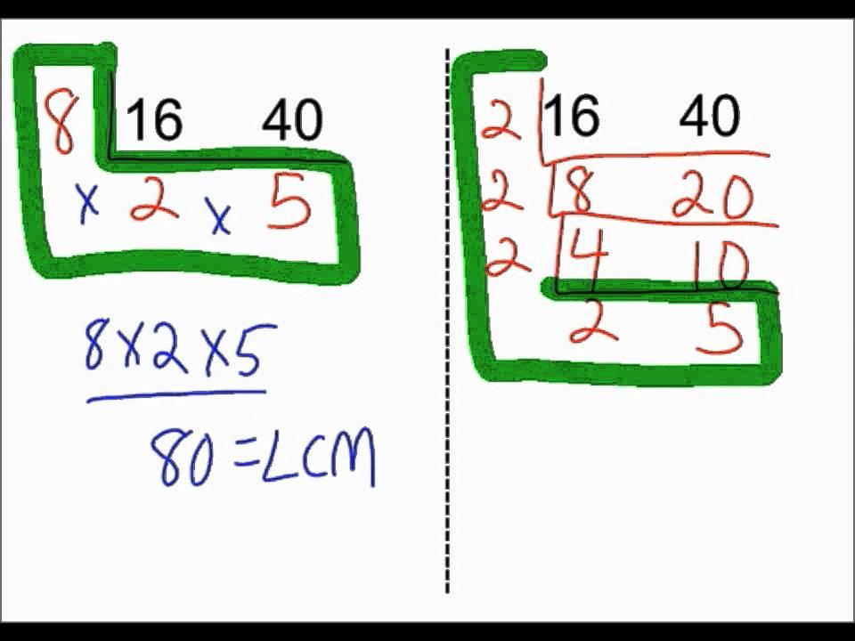 List Factors moreover F Adbfd C Bede D Dbcba besides Fcbe Bfc C A Cbe F F additionally A B Fd Cd C E D D E B E as well Maxresdefault. on lcm ladder method math worksheet