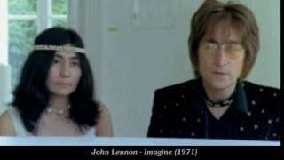 John Lennon - Imagine (1971) HD 0815007