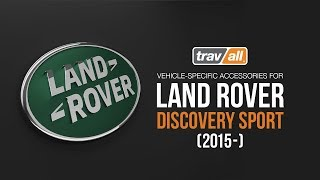 TRAVALL PRODUCTS FOR LAND ROVER DISCOVERY SPORT (2015-)