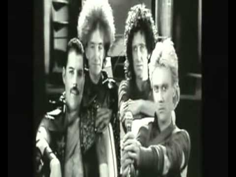 Queen  Radio Ga Ga  (Official Music Video 1984)