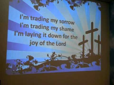 City Harvest Church - Trading My Sorrow