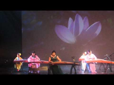 西雅图中文电台2016年春晚--古筝《荷塘月色》