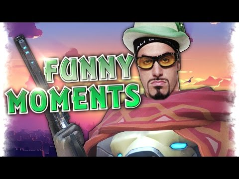Hilarious Overwatch Moments Ep.2 Montage | Overwatch Funny,Fail And WTF Highlights