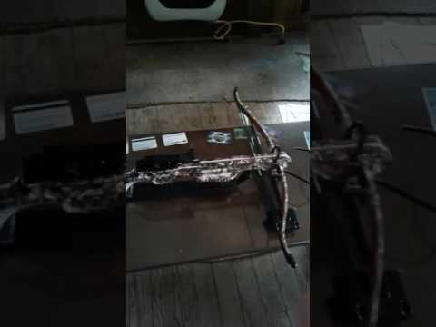 SA sports fever crossbow new STRING