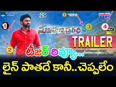 Subramaniapuram Movie Teaser PUblick Review  | #Sumanth | #Eesha rebba|Top Telugu Media