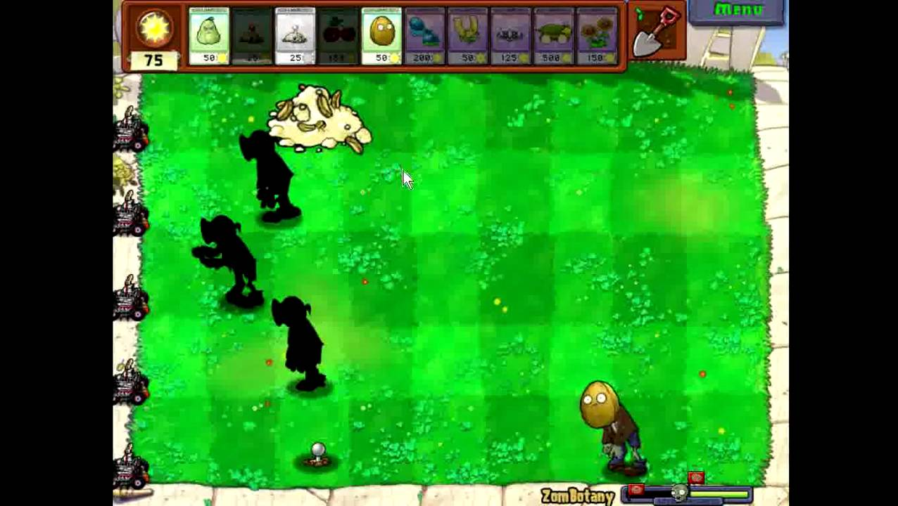 plants vs zombies how to beat zombotany without