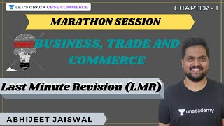 LMR (Last Minute Revision)  | Business, Trade and Commerce  | 11th Commerce | Abhijeet Jaiswal