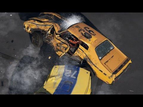 Wreckfest: гонка с лучшими авариями? FlatOut + Destruction Derby в 2017 году