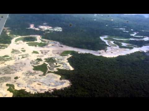 Desangre del río Quito-Chocó