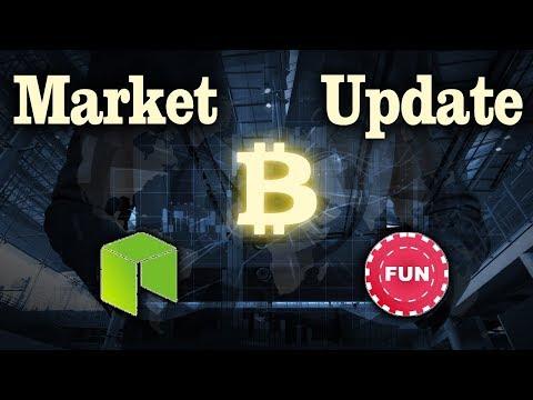 Crypto Dip | NEO / VEN / ICON Spikes | Bitcoin Analysis