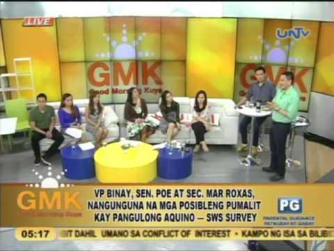 SWS: Binay, best leader next to President Aquino