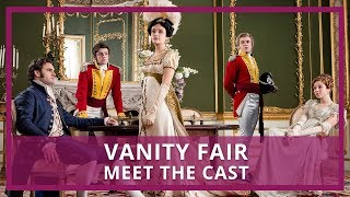 Vanity Fair ITV | Who's In The Cast?