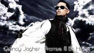 Watch Quincy Jagher Promise Ill Be Home for Christmas video