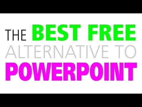 Best FREE Alternative to PowerPoint - Adobe Slate