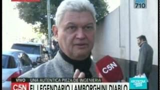 C5N - AUTOMOVILISMO: EL LEGENDARIO LAMBORGHINI DIABLO