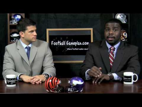 Football Gameplan's NFL Week 14 Predictions (Cincinnati Bengals at Minnesota Vikings)