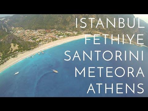 2 Weels inTurkey And Greece (Istanbul, Fethiye, Santorini, Athens & Meteora)