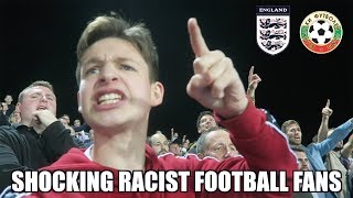 SHOCKING RACISM AT FOOTBALL MATCH | Bulgaria vs England