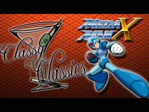 Classy Classics - Megaman X