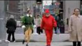 Elf the movie: Buddy discovers New York