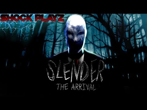 SLENDER The Arrival: He's Arrived (Ps4) Full Walkthrough - [Live] Stream | 30 Days Of Halloween