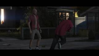 The Fight - GTA 5 Movie (Director Mode)