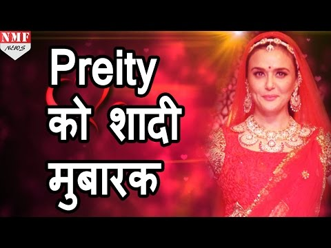 preity Zinta बंदी शादी के बंधन में ,अपने से छोटे Gene Goodenough संग साथ फेरे