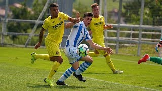 Highlights Real Sociedad 1-1 Villarreal CF
