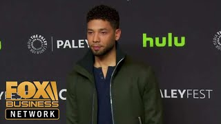 Jussie Smollett's behavior is 'disgusting': David Harris Jr.