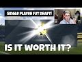 IS SINGLE PLAYER DRAFT WORTH IT FUT DRAFT REWARDS EXPERIMENT FIFA 17 mp3