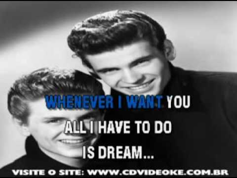 Everly Brothers, The   All I Have To Do Is Dream