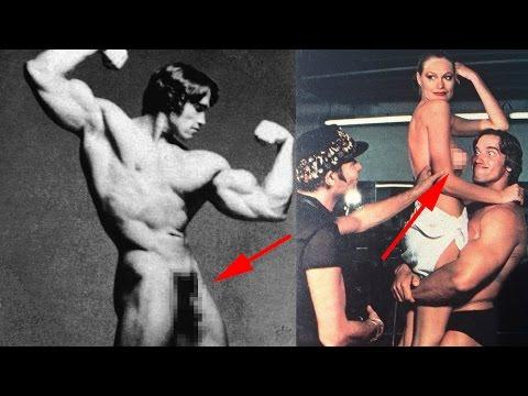 Арнольд шварценеггер голый с пенисом
