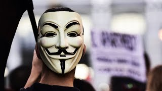 Anonymous - Message for all of Humanity