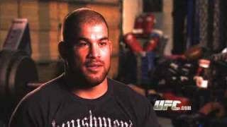 Tito Ortiz explains how he will exploit the style of Forrest Griffin