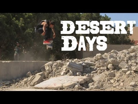 Desert Days with Manny Santiago and Dave Bachinsky