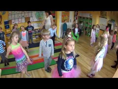 Przyjęcie Urodzinowe Z Nauką Tańca. Motylki I Misie
