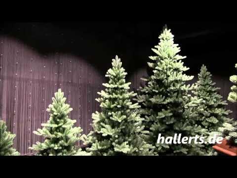 Kunstlicher spritzguss weihnachtsbaum nordmanntanne alnwick ca 180 cm