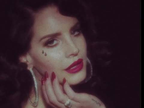 Lana Del Rey - Young and Beautiful - Makeup Tutorial
