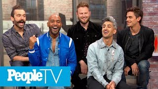 'Queer Eye' Fab Five On Ariana Grande & Pete Davidson, Gigi Hadid, Season 2 & More (FULL) | PeopleTV